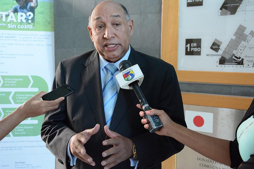 Antonio Cruz Rojas, vicepresidente ejecutivo de CONACERD.