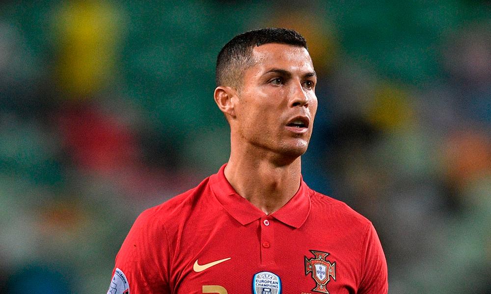 Cristiano Ronaldo positivo a COVID-19.