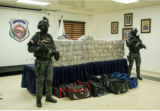 DNCD incauta 306 paquetes de cocaína en Puerto Caucedo