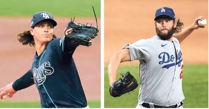 Dodgers Vs. Rays, un inusual duelo entre los mejores de GL