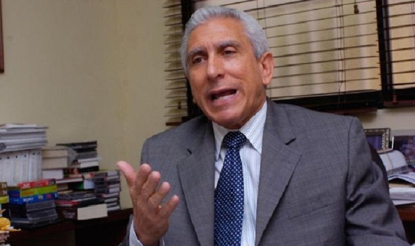 Enmanuel Esquea Guerrero, expresidente del PRD y abogado.