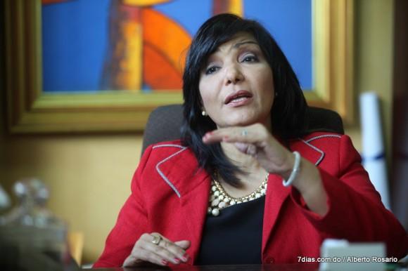 Geanilda Vázquez secretaria sin cartera dela Presidencia.