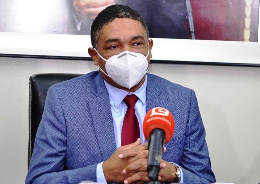 Yvan Lorenzo, vocero de senadores del PLD.