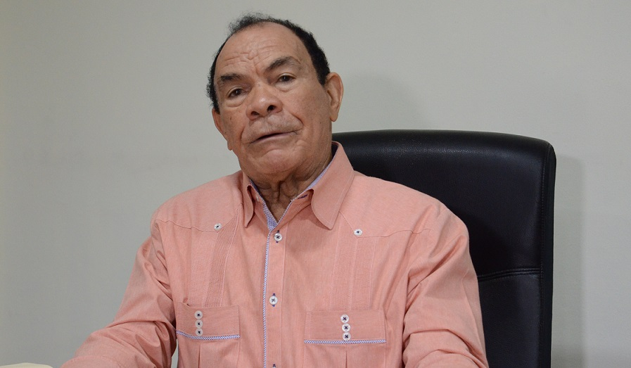 Julián Antonio Parra, presidente de la Asociación de Mayoristas de los Mercados.