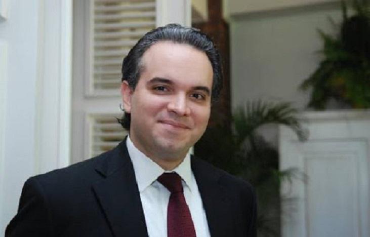 Luis Manuel De Camps, ministro de Trabajo RD.