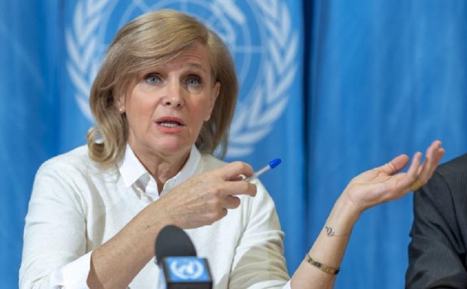 La directora del Departamento de Salud Pública y Medio Ambiente de la Organización Mundial de la Salud (OMS), María Neira. (Photo: EFE)