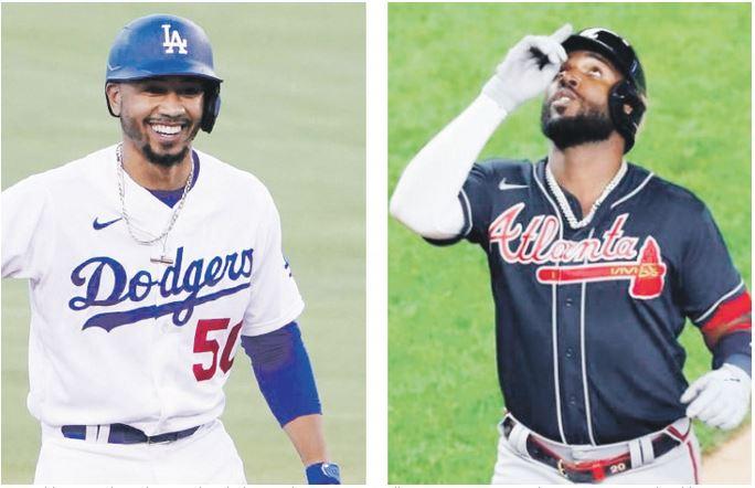 Bravos preparados para enfrentar a los Dodgers
