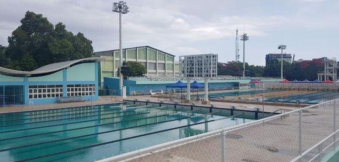 Piden Ministerio de Deportes administre piscinas del Centro Olímpico