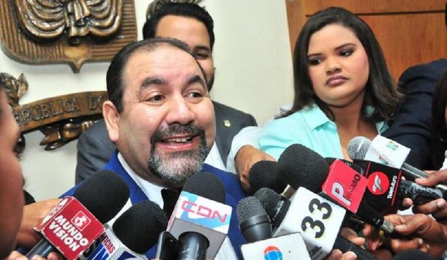 Ramón Reogelio Genao, secretario del PRSC y Senador La Vega.