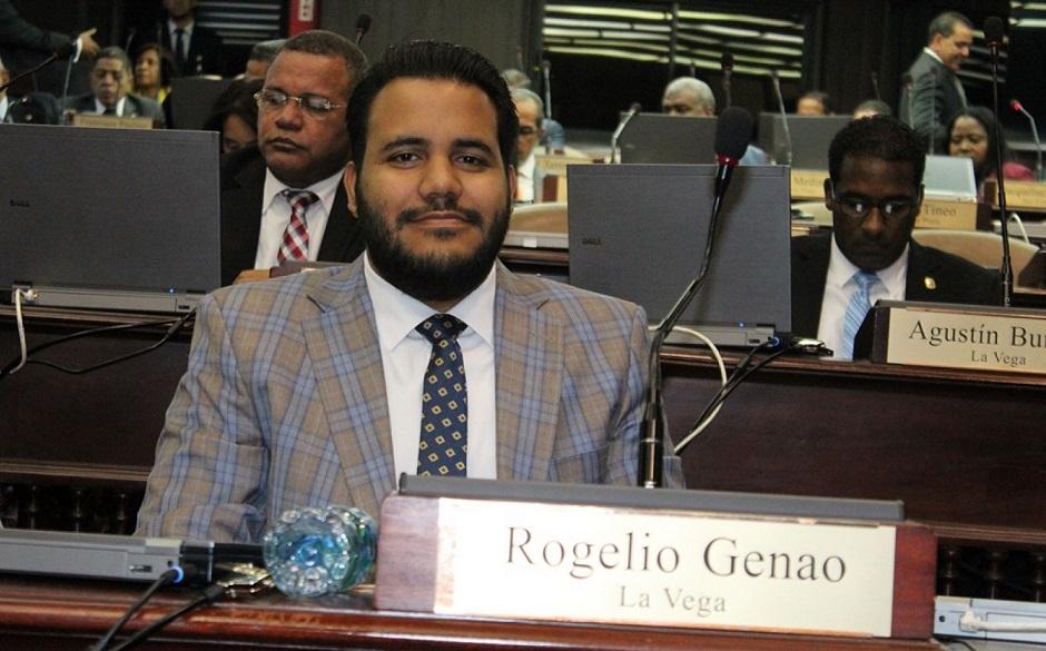 Rogelio Alfonso Genao, diputado PRSC por la provincia La Vega.