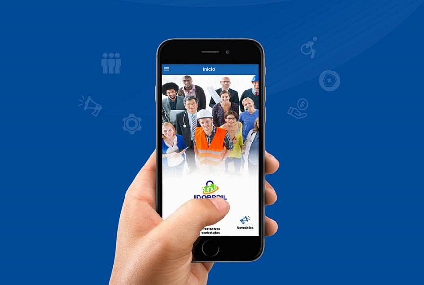 El IDOPRIL lanza aplicación móvil para iOS IDOPPRILRD.