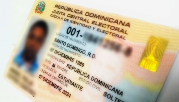 JCE otorgará cédula de identidad a menos de 12 años.