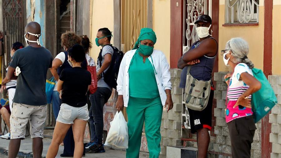 Casos Covid-19 aumentan en Cuba.