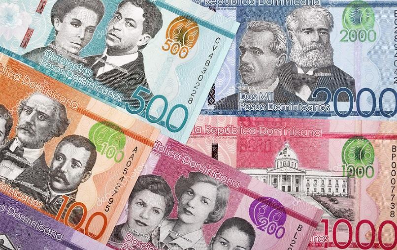 Dinero o billete de circulación en RD.