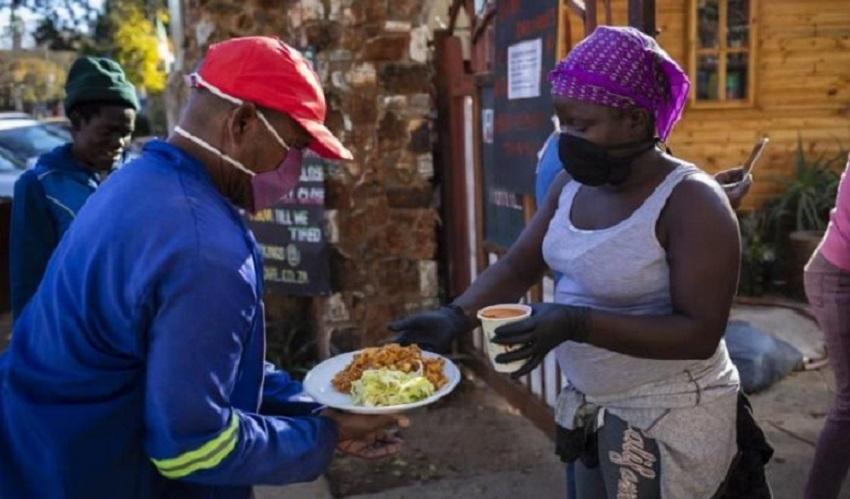 El hambre amenaza con dispararse en un mundo cercado por la pandemia.