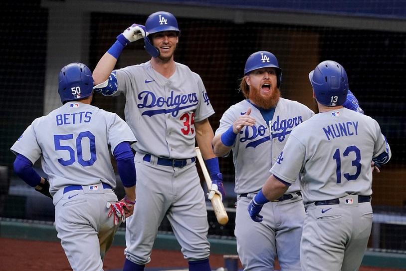 Los Dodgers jugarán partido decisivo ante Atlanta.