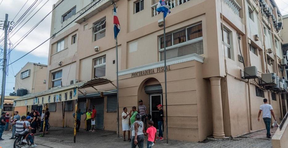 Palacio de Justicia de Santo Domingo Este.