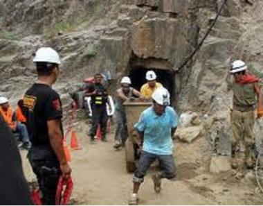 Muere obrero en mina de larimar de Barahona.