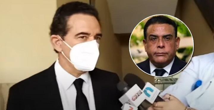 Abogado de Alexis Medina considera juez Alejandro Vargas discriminó imputados en audiencia preliminar.