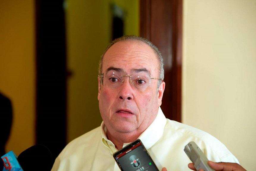 Charlie Mariotti pide Danilo Medina sea presidente PLD.