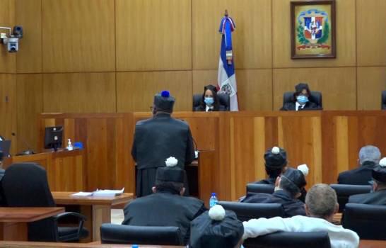 Conocerán coerción a imputados operación anti pulpo en Primer Tribunal Colegiado.