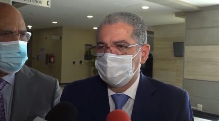 PEPCA interroga a Carlos Amarante Baret.