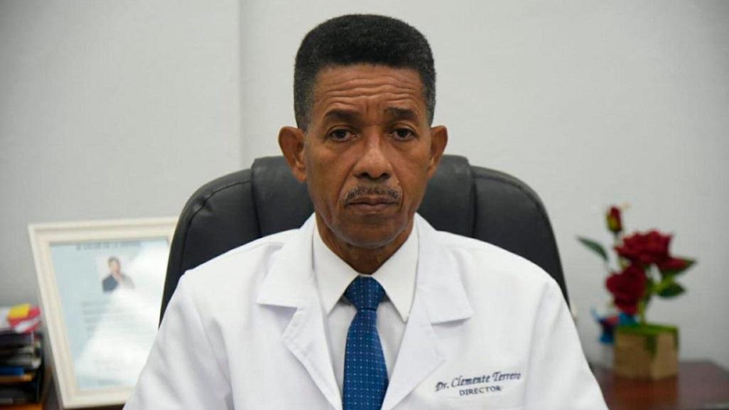 Clemente Terrero, director Hospital Robert Reid Cabral.