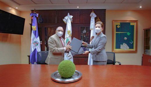 INDOCAFE y Fundación Sur Futuro suscriben acuerdo.