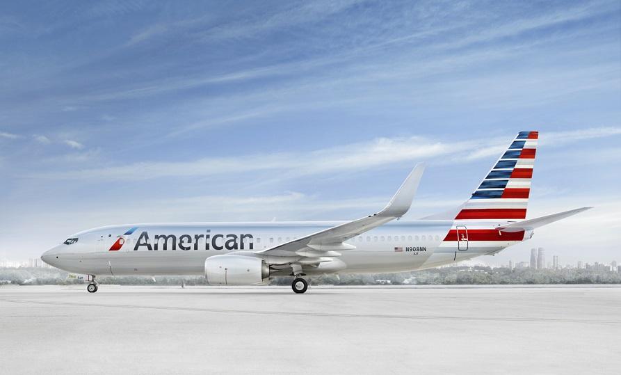 American Airlines anuncia vuelos entre Filadelfia y Santiago.