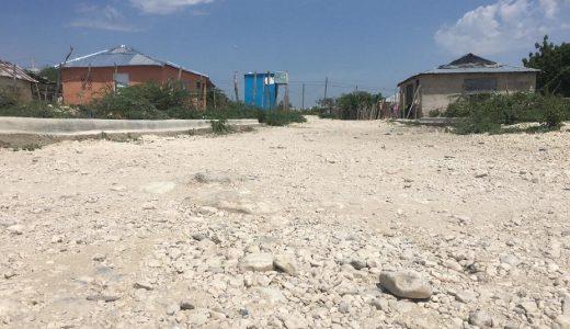 Calles sector Vista al Lago se encuentran en mal estado.