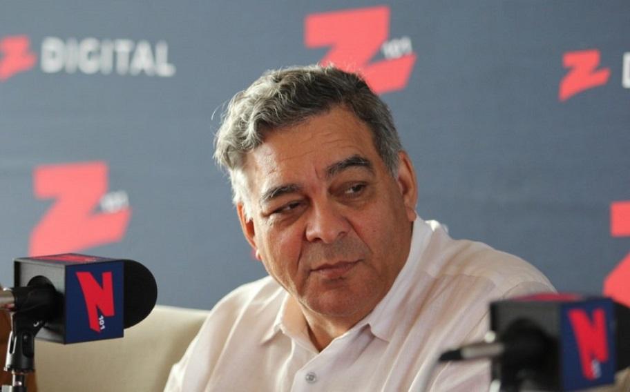 Fallece locutor Pedro Darío Yunes de un infarto.