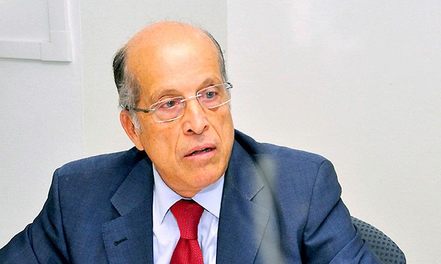 Max Puig vicepresidente del Consejo Nacional del Cambio Climático.