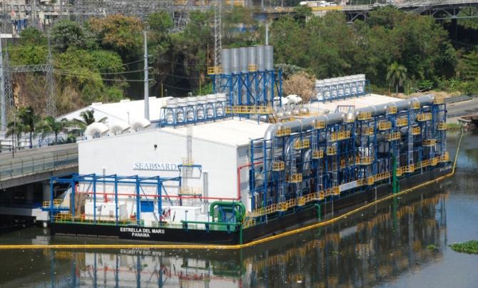Denuncian instalación Estrella de Mar III en río Ozama.