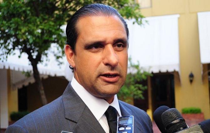 Servio Tulio Castaños Guzmán habla.