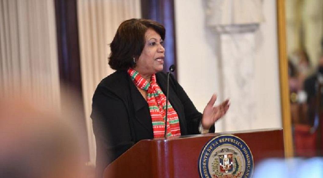 Mercedes Castillo, presidente del CDP.