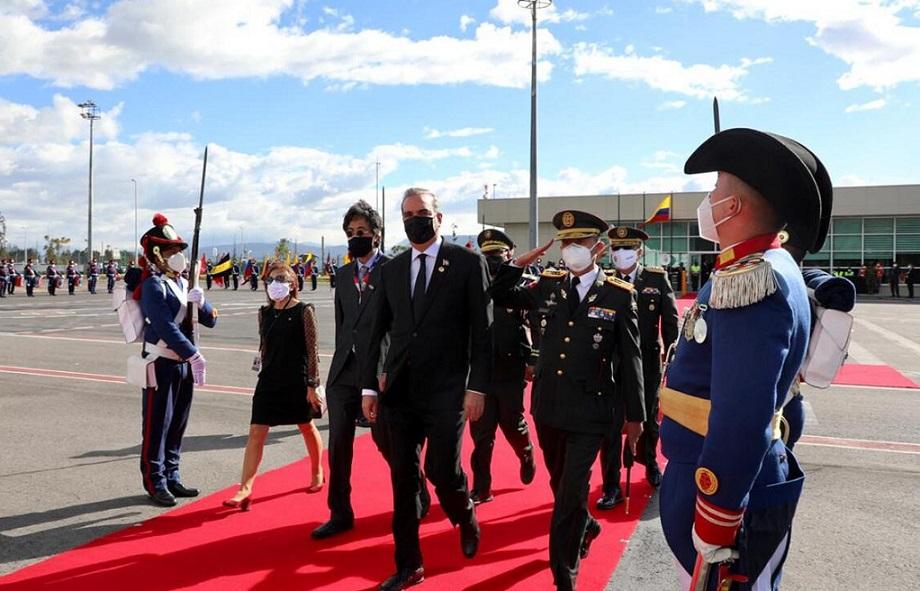 Presidente Abinader retorno al país este lunes.