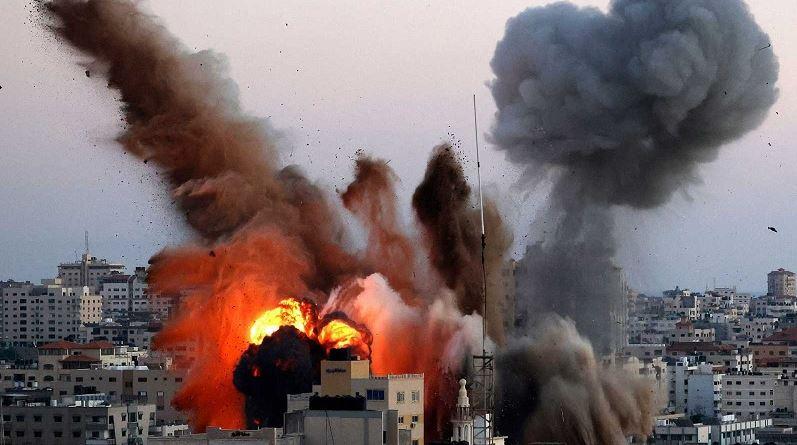 Continúan los bombardeos a Gaza.