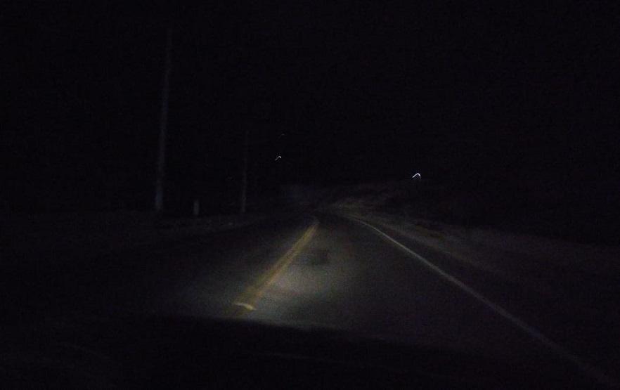 Falta iluminación en Circunvalación de Nigua.