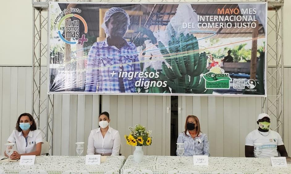 CLAC lanza campaña Con Comercio Justo, Tú y Yo Somos Más.