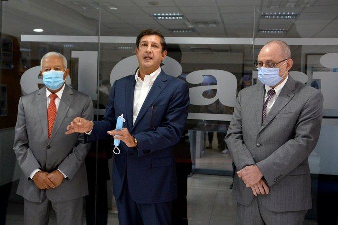 Nelson Rodríguez nuevo director periódico El Caribe.