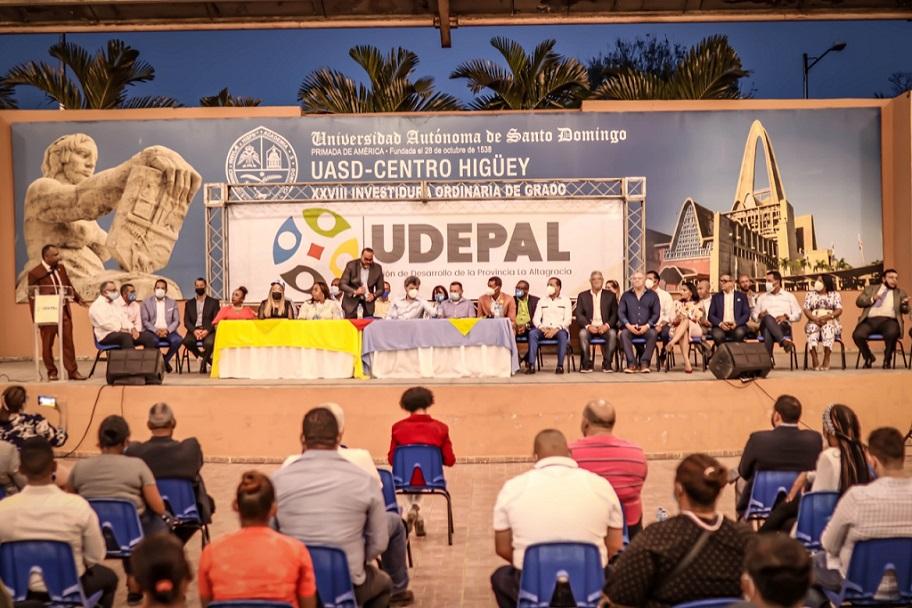 UDEPAL aboga por inversión en comunidades.