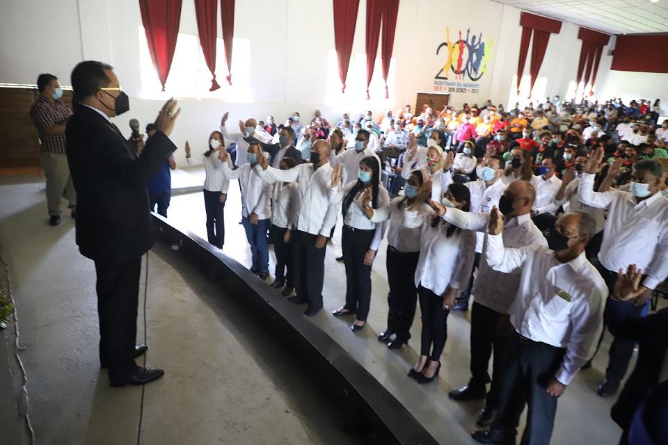 CND realiza charla en Jarabacoa.