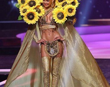Modelo Kimberly Jiménez (República Dominicana).