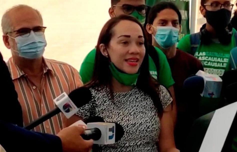 Participación Ciudadana apoya marcha tres causales.