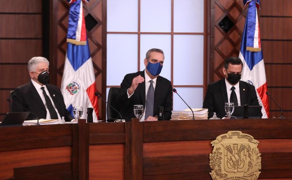 Presidente Abinader convoca Consejo de la Magistratura.