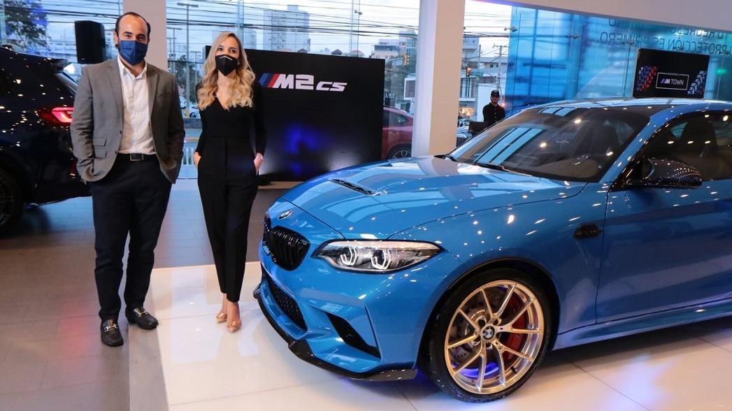 Magna Motors presenta el BMW M2 CS.