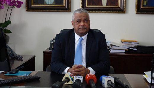 Marcos Cruz García, presidente en funciones del TSE.