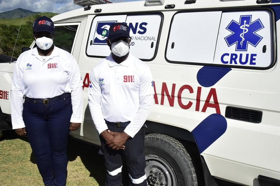 SNS fortalecerá sistema 911.