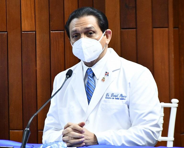 Salud Pública pondera mejoría indicadores coronavirus.