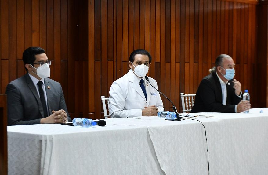 Ministro Salud llama ciudadanía aplicar protocolos para superar rebrote coronavirus.